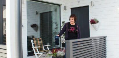 Joma Rakennus Oy - Asiakaskokemuksia - Maija Kemppainen